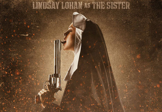 LINDSAY-LOHAN-MACHETE-POSTER