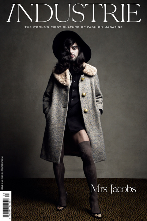 MRS JACOBS MARC JACOBS IN DRAG