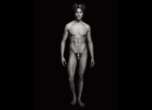 KARL LAGERFELD PIRELLI CALENDAR GREEK MYTHOLOGY