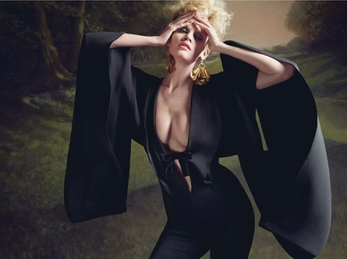 TOM FORD LARA STONE W MAGAZINE
