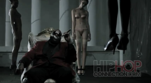 KANYE WEST NICKI MINAJ JAY Z RICK ROSS MONSTER VIDEO PREVIEW