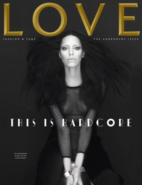 lea t mert & marcus love magazine