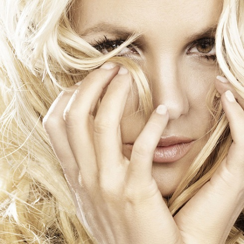 britney hold it against me exclusive image