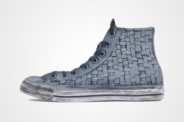 The best pair of Chuck Taylor hi-top Converse you will ever see. Ever.