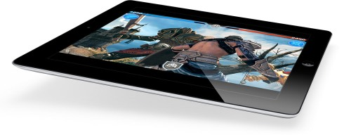 ipad 2 first images