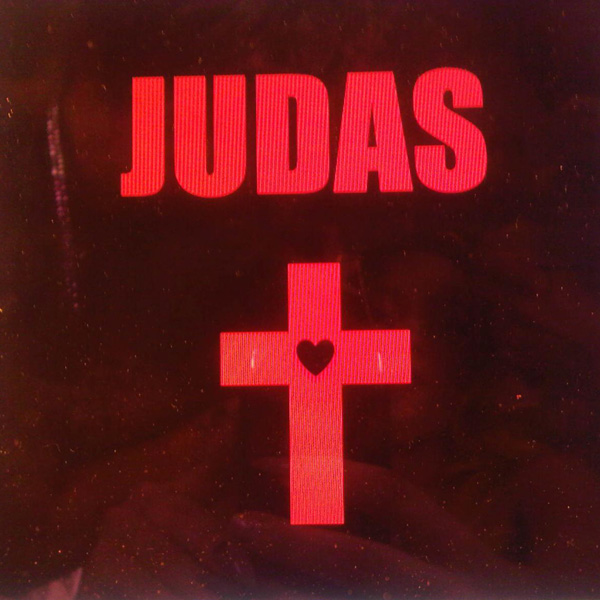 lady gaga judas artwork. first listen to judas by lady
