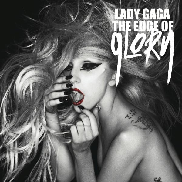 lady gaga hair single cover art. artwork: lady gaga – edge of