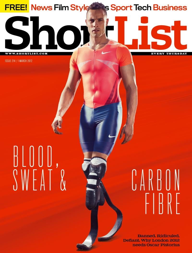 Image result for pistorius magazine cover