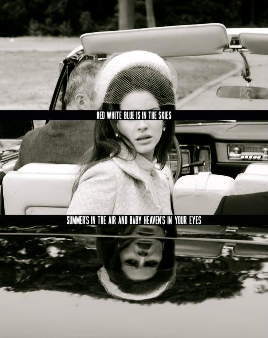 Music Video Lana Del Rey